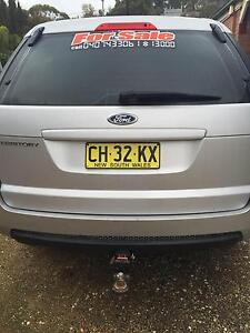 2010 Ford Territory Wagon East Albury Albury Area Preview