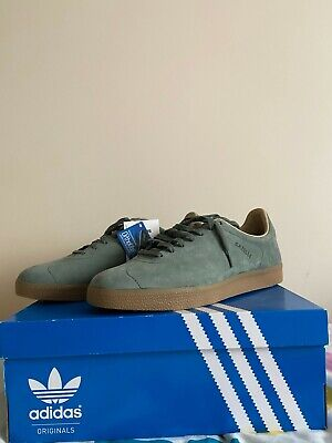 Adidas Originals Gazelle Decon (Green) Size UK 10.5