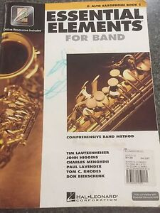 Alto saxophone book 1 North Lakes Pine Rivers Area Preview