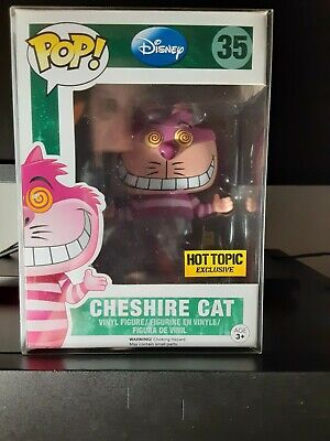 Cheshire Cat Funko Pop Hot Topic Exclusive Vaulted