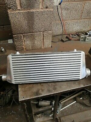 universal intercooler, turbo, supercharger,