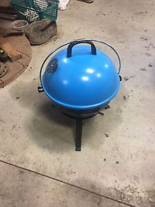 Charcoal BBQ never used