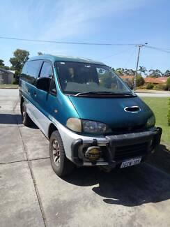 Mitsubishi Delica 1997 Perth Perth City Area Preview