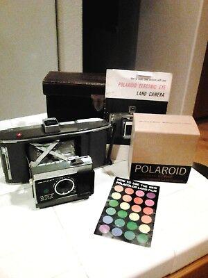 Мгновенные камеры Polaroid Land Camera J66