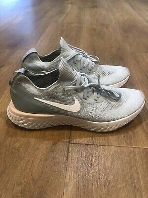 nike epic react flyknit 2 Size Uk8.5 (come Up Small - Feels Like A 7)