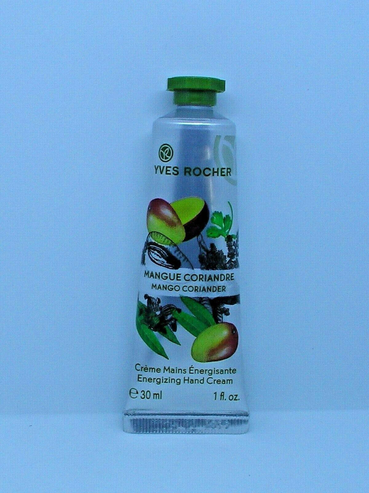 Handcreme Mango mit Karitébutter Yves Rocher 30 ml , frische Ware, viele weitere