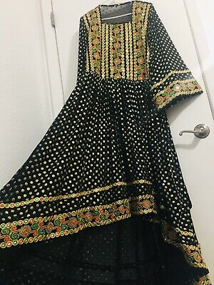 Indian Pakistani Afghani Kochi Dress