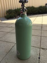 Co2 bottle Inglewood Stirling Area Preview