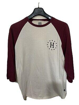 Huf Raglan T Shirt