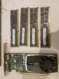2x xeon e5 2670 2.67ghz 8 cores, 64gig RAM,  z9pr-D12 Mobo Tingalpa Brisbane South East Preview