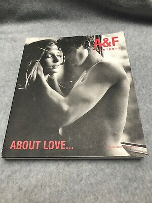 Abercrombie & Fitch Catalog Spring Break 2002 A&F Quarterly BRUCE WEBER Rare