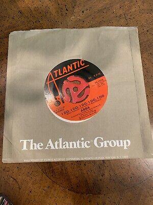 ABBA - I Do, I Do, I Do/Bang-A-Boomerang 45 ATLANTIC RECORDS POP DISCO 1975