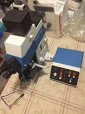 Reichert Research Polyvar Polarizing Dic Interference Microscope 10040204 2x