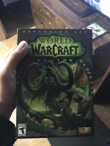 World of Warcraft brand new key not used