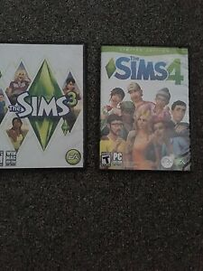 Sims 3 and 4