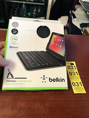 Belkin Portable Keyboard Case For 7