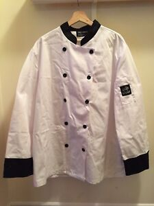 Chefs Choice XL Polyester & Cotton Work Shirt - 2 of them!