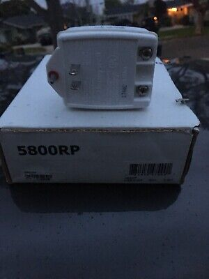 Honeywell 5800RP Repeater with Transformer for Honeywell 5800 Series Wireless Se