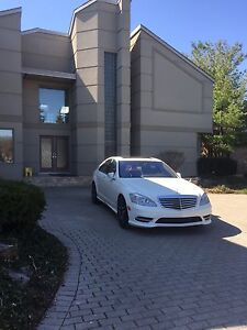 2013 Mercedes S550 4matic