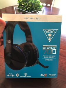 Stealth 700 Headset PS4 Unopened