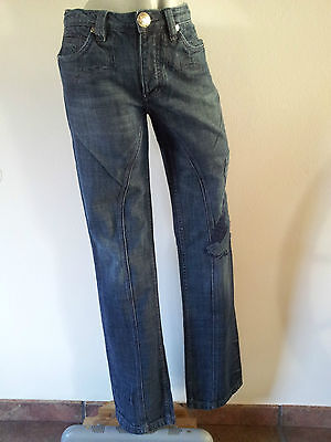 Jeans Hose blau Gr. 28 von Antik Denim (USA)        .         D (Antik Denim Jeans)
