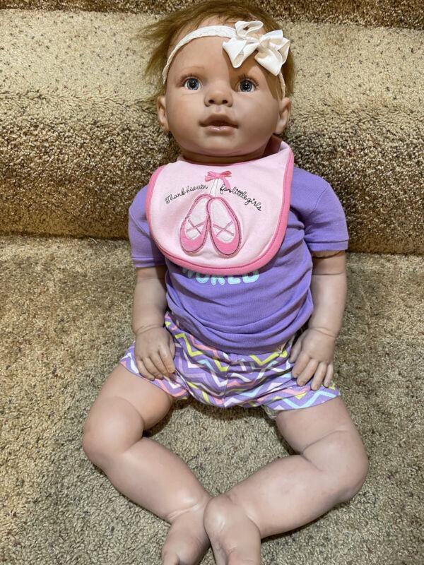 reborn toddler girl