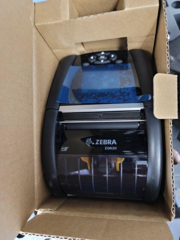 ZEBRA ZQ620  ZQ62,wifi,Bluetooth,Lined platen, Zebra warranty 07-2021 MSRP $980