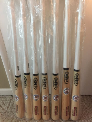 KR3 Maple Magnum Premium Denser All Wood Baseball Bat C271 34in 90 day warranty