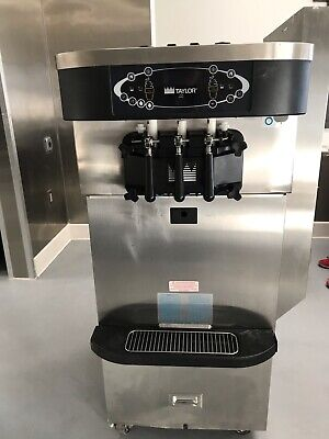 2016 Taylor Model C723 Soft Serve Ice Cream Yogurt Machine