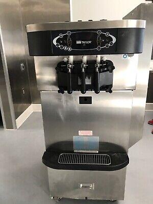 2016 Taylor Model C723 Soft Serve Ice Cream Yogurt Machine
