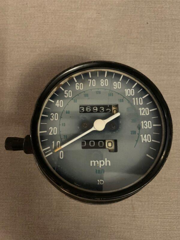 Honda CB750 K7-K8 77-78 SOHC F1-F2 1976-1978 Speedo Speedometer Clock Gauge Dial