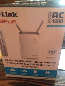FOR SALE: D-Link amplifi Dual Band AC 1200