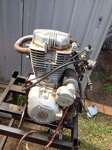 Motorbike engine Kallangur Pine Rivers Area Preview
