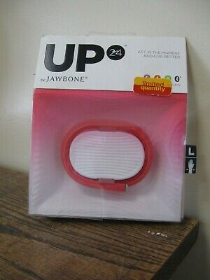 New! UP 24 by JawBone Activity and Sleep Tracker  LARGE 7-8
