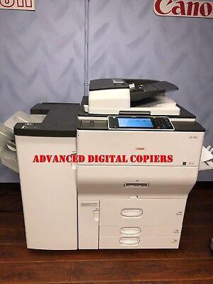 Ricoh Mpc8002 Lanier C8002 Color Copier Printer - 80 Ppm Color