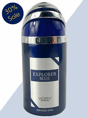 Amazing Explorer Blue Perfume by House Of Niche, 250ML, Grapefruit Aroma, Vurv