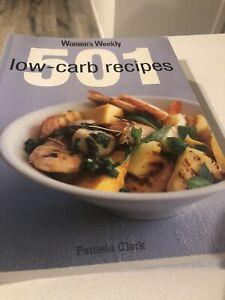 Women's weekly recipe books