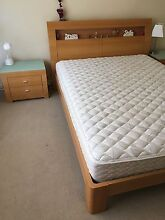 Queen-size 4 piece as new bedroom suite Armadale Stonnington Area Preview