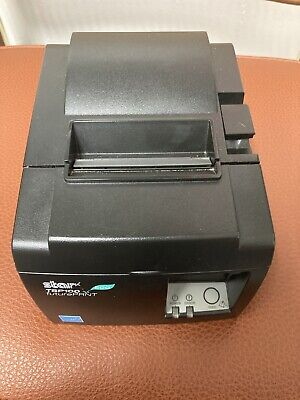 Star Tsp100ii Thermal Receipt Printer Great Condition