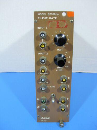 EG&G GP100/N  Pileup Gate NIM Bin Module (#2)