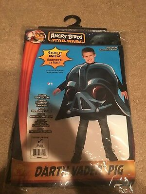 Angry Birds Star Wars Darth Vader Child's Costume