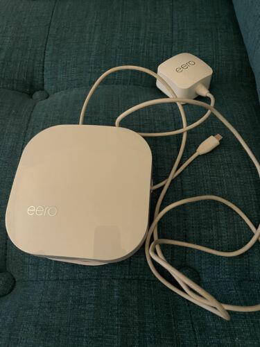 Eero Pro Mesh WiFi Router 2nd Gen.  - $61.00