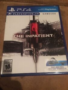 PS4 vr game