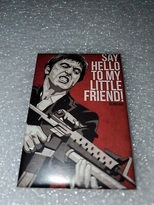 "Scarface Al Pacino Refrigerator Magnet 2"" X 3"""