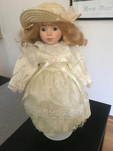 0205bbb7f77 Porcelain Doll The Promenade Collection Victoria A