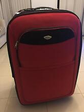 Large Red Suitcase - Very Good Condition - Aero Brand Marsfield Ryde Area Preview