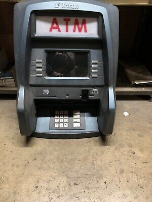 Traverse Atm - Complete Upper Bezel With Main Board