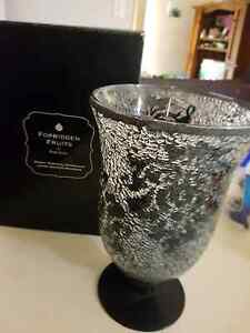 Partylite - forbidden fruits vase with tealight holder Crestmead Logan Area Preview