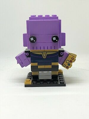 Lego Brick Headz - Marvel Thanos 36 Completed, See Description For Details