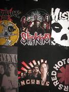 Punk Shirt Lot